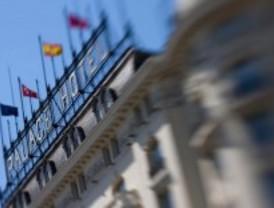 Las pernoctaciones en hoteles caen un 15,06% en Madrid