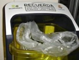 El Real Madrid recicla 360.000 kilos de basura en un año
