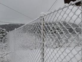 Alerta por riesgo de nevadas en la Sierra