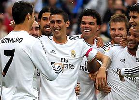El Real Madrid resuelve sin brillo