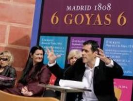 El desfile de seis cuadros de Goya inaugura las fiestas del Bicentenario