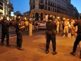 Libertad sin fianza para los ocho detenidos en la marcha laica