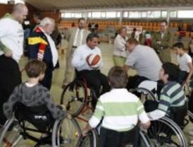 La primera Escuela Multideportiva de Iniciación al Deporte Adaptado en España, en Majadahonda