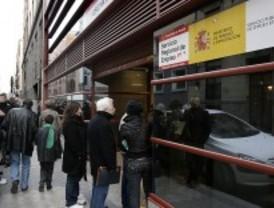 El paro sube en más de 5.700 personas en febrero
