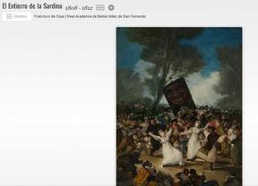 El arte, a través de Google