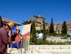 Boadilla celebra el XIII Certamen de Pintura Rápida