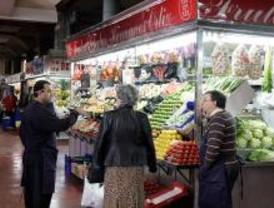 El Mercado Puerta Bonita se traslada al Centro Integrado de Vista Alegre