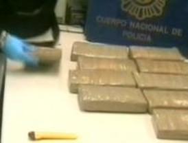 Detenida una banda de narcos con 12 kilos de coca