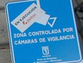 Videovigilancia en Lavapiés, Antón Martín y Embajadores en 2009