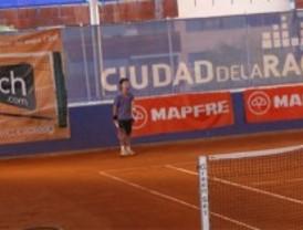 Tres madrileños en el último torneo para promesas del tenis
