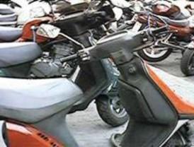 Detenidas tres personas y recuperadas dos motocicletas en Coslada