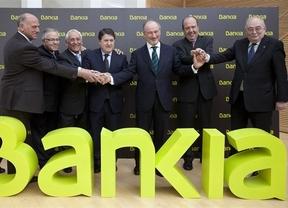 Bankia y BFA recurren la fianza de 800 millones a su consejo de administración