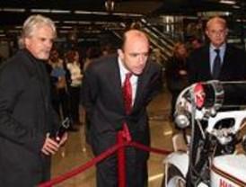 La historia de las motocicletas en Nuevos Ministerios