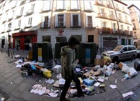 Botella atribuye la suciedad en Madrid a los