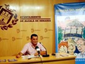 Alcalá homenajea a treinta parejas que celebran este año sus bodas de oro