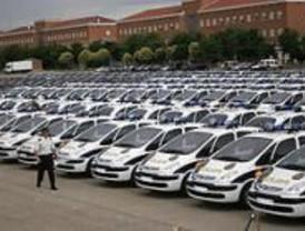 La Comunidad de Madrid cuenta con 1.010 nuevos vehículos policiales