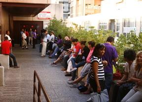 Un 10,47% de los hogares madrileños tiene a todos sus miembros en paro