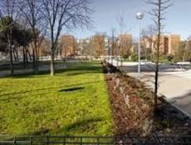 El parque de Pan Bendito revive