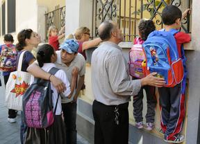 IU recibe en una semana más de 130 quejas sobre el inicio del curso escolar