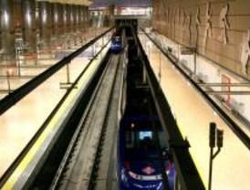 El metro de Madrid es el transporte público más utilizado en España