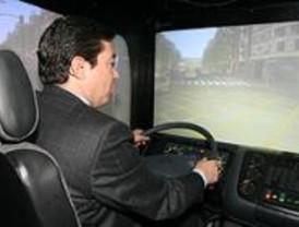 Entrenamiento virtual para los bomberos conductores