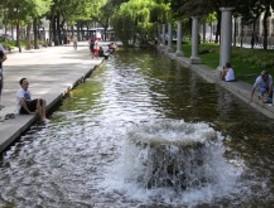 Madrid no se libra este martes del intenso calor