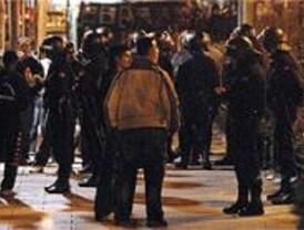 Alcorcón protesta contra la violencia en sus calles