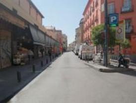 Varios carriles de las vías de Madrid estarán cortados a partir de este lunes