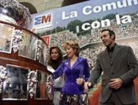 Turismo Madrid patrocinará la Copa Davis