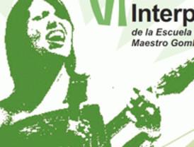 VI Concurso de Interpretación en Getafe