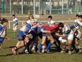 La Escuela de Rugby de Boadilla, cantera de la selección autonómica