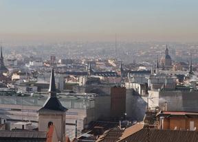 Madrid volvió a superar los límites de contaminación en 2013