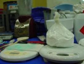 Detenidas 18 personas acusadas de narcotráfico