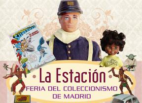 Llega a Madrid la I Edición de la Feria del Coleccionismo 'La Estación'