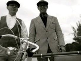 Un Madrid con charlestón y bicis 'vintage'