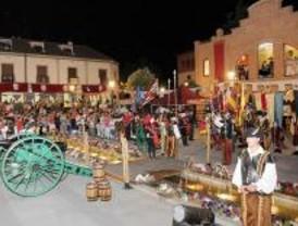 El Real Mercado 'Siglo de Oro', antesala de las fiestas de Navalcarnero