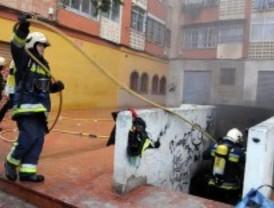 Muere por inhalación de humo al incendiarse su casa en Granada