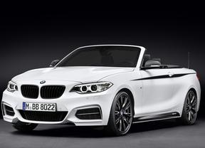 BMW M Performance eleva la deportividad del Serie 2 Cabrio