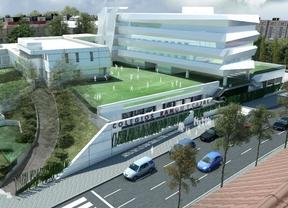 El Colegio Ramón y Cajal transforma sus instalaciones