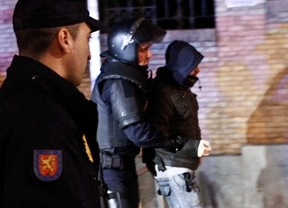En libertad los 5 detenidos en la última concentración en apoyo a Gamonal