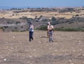 Nuevas pruebas demuestran que la meseta del yacimiento de Santorcaz estuvo ocupada