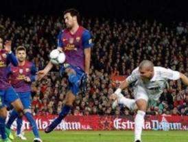 El Barça elimina al Madrid
