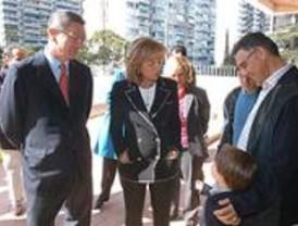 Gallardón promete construir 51 escuelas infantiles y multiplicar por cinco la red municipal
