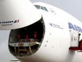 Air France anula más vuelos en Barajas de los previstos