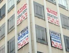 Madrid sufre una de las mayores caídas de contratación de oficinas en Europa