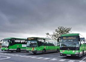 Los buses del 'cinturón obrero' se sitúan en el siglo XXI