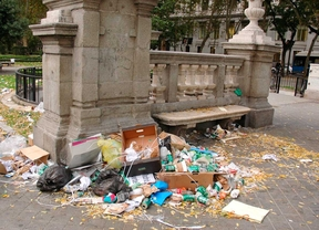 Una empresa pública estatal limpiará Madrid si no hay acuerdo en 48 horas