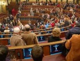 Puertas Abiertas en el Congreso con una expulsión por apoyar a Haidar