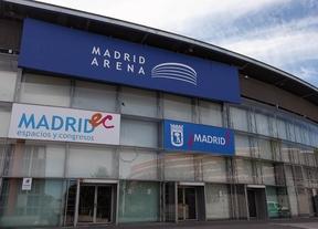 Botella está abierta a cambiar el nombre del Madrid Arena