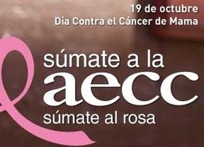 Parque Europa acoge este sábado un lazo humano contra el cáncer de mama